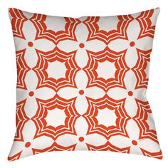 Sparkle Printed Throw Pillow