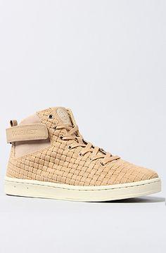 Gourmet The Nove LX Sneaker in Tan Papyrus