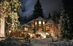 Beautiful mountain home. Lake Arrowhead, CA Lake Arrowhead California, Travel Around The World, Around The Worlds, Mountain Homes, California Homes, Weekend Getaways, Places Ive Been, Luxury Homes, Places To Visit