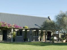 Forest's Haven - Forest's Haven is a luxurious cottage nestled on the beautiful Amani Wine Farm, situated just outside of Stellenbosch.  This quaint cottage consists of two bedrooms, a private bathroom, a fully equipped ... #weekendgetaways #stellenbosch #southafrica