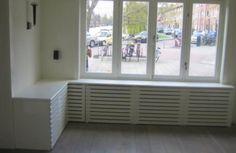Radiator ombouw | Beer Hendriks - maatwerk & meubels