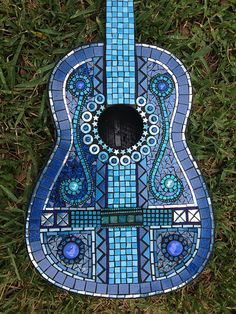 It's All About The Blues | by Elsieland Mosaics