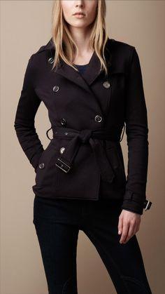 Dip dye trench coat - Karen Millen | Fashion - Jackets | Pinterest ...