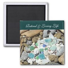 Retired & Loving Life magnet gifts SOLD 50 Zazzle Photography Fine Art Prints & Gifts, Baslee Troutman Gift store Ocean Beach Seaglass Rock Barden magnets Seashell Driftwood Fossils. Thank you!