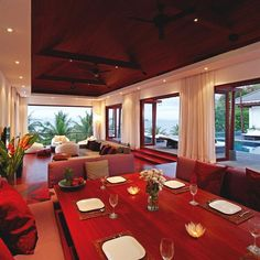 Tropical Modern Beachfront Villas in Thailand  (11)