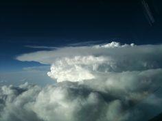 oklahoma city tornado 2013   Tornado from 36000 feet - 36000 ft above OK City, KOCOs u local Photo ...