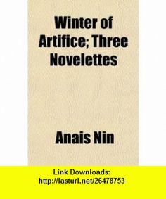 The winning attitude your key to personal success 0020049043776 winter of artifice three novelettes 9781153571760 ana s nin isbn fandeluxe Gallery