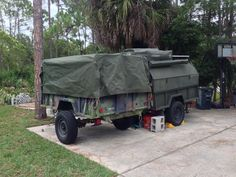 """""""Serenity"""" - My M101A2 expedition trailer build - Expedition Portal"""