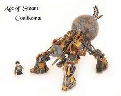 LEGO Age of Steam - The Coalikoma   Flickr - Photo Sharing!