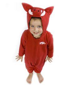 Razorback Halloween costume!!!!