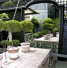 Tips voor tuininrichting: een kleine tuin inrichten