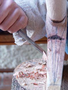 Treballant la fusta