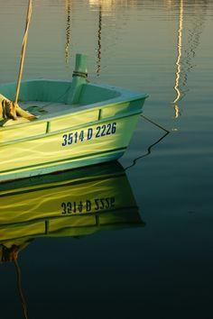 """Green on the Water"" - Izmir, Aegean Sea, Turkey  (posted by handa | via TrekEarth)"