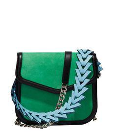 ShopBazaar Loewe V Shoulder Bag MAIN