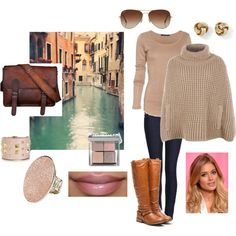 Designer Clothes, Shoes & Bags for Women Sightseeing Outfit, Italy Winter, Winter Wardrobe, Venice, Shoe Bag, Outfits, Collection, Shopping, Design