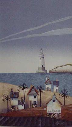 Gary Walton originals at Beaulieu Fine Arts