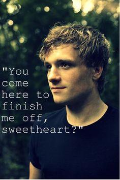 Love, love, love Peeta!