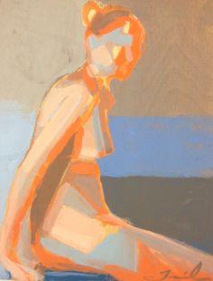 Image of Figure Study XXXIV teil duncan