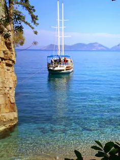 Butterfly Valley , Turkey - Travel Pedia