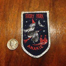 Australia Patch Embroidered Iron on Badge Travel Outback Sydney Perth Souvenir