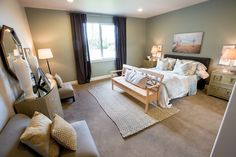 Master Bedroom Find This Pin And More On Henry Walker Homes