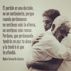 Hoy es el Día del Perdón en Panamá. Un día para decidir perdonar y pedir perdón.