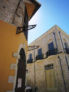 Old towns, beautiful architecture - Cyprus