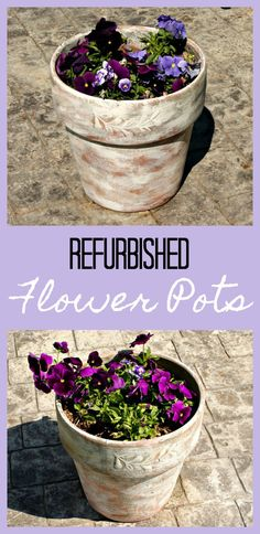 pot painting, painted flower pots, clay pot painting