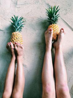 #pineapples