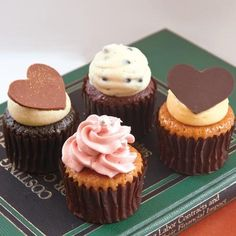 TABLES cupcake / season⑥2月15日~3月15日