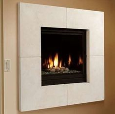 Solitaire - Gas Fireplaces: A Showcase of Design and Innovation - Bob Vila Majestic Fireplace, Fireplace Design, Save Energy, Outdoor Living, Innovation, Indoor, Traditional, Interior Design, Modern