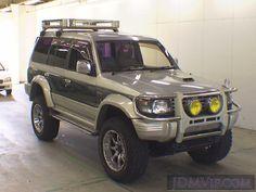 1995 MITSUBISHI PAJERO  V46WG - http://jdmvip.com/jdmcars/1995_MITSUBISHI_PAJERO__V46WG-Ooef91rl80PpIG-31049