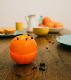 Orange Rind Votives