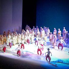 #PescatoriDiPerle di #Bizet si apre con un maestoso balletto #NeverlandOF @operadifirenze_mmf