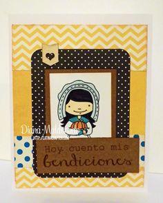 Latina Crafter - Sellos en Español Tarjetas de Acción de Gracias