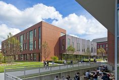 Gallery of University of Connecticut Social Sciences and Classroom Buildings / Leers Weinzapfel Associates - 6
