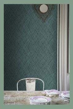 Home Inspiration: 4 Japanese Style Wallpaper Patterns - The Chromologist