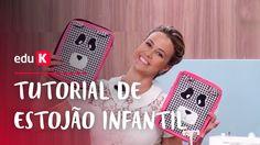 Como fazer um estojo infantil - com Carol Viana | eduK.com.br