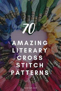 70 amazing literary