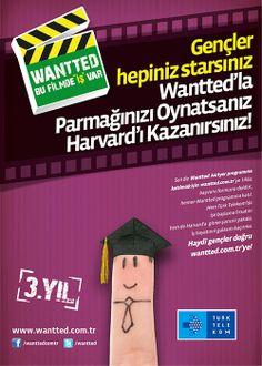 #türktelekom #üniversiteli #gençyetenekler WanTTed Genç Yetenek Programı İle Başrol Oynama Fırsatı
