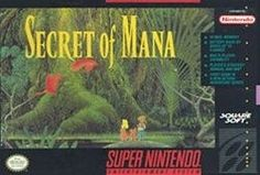 Complete Secret of Mana - SNES