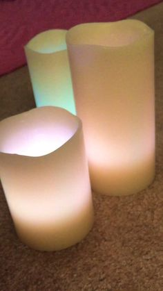 #Candles #Lights #ChangingColors #Cool #Dope #Awesome #Colors