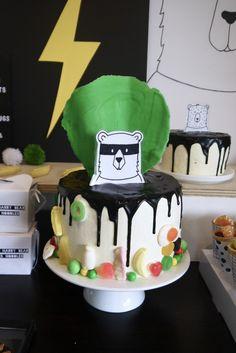 Harry & Louis' Super Bear Party