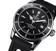 Breitling Superocean Héritage 42 - Swiss diver's watch