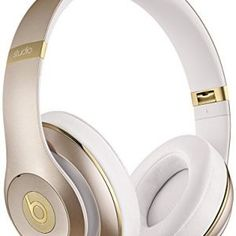 Beats by Dr. Dre Studio Wireless Over-Ear Headphones - Gold