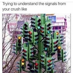 if they even are signals *sigh* More