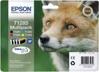 Multipack Epson T1285 4 colores  PVP: 33,70 €