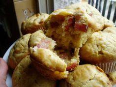 Receita Muffins de bacon, de Ameixinha - Petitchef