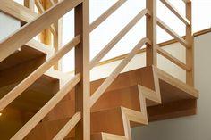 Eric Lauwers,Moderne trappen in Z vorm