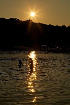 Sunset, Pakleni Islands, Hvar, Croatia by Europe Trotter on 500px